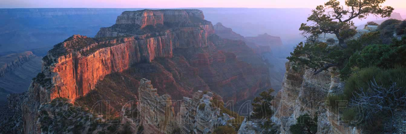 Cape Royal, North Rim, Grand Canyon National Park, Arizona