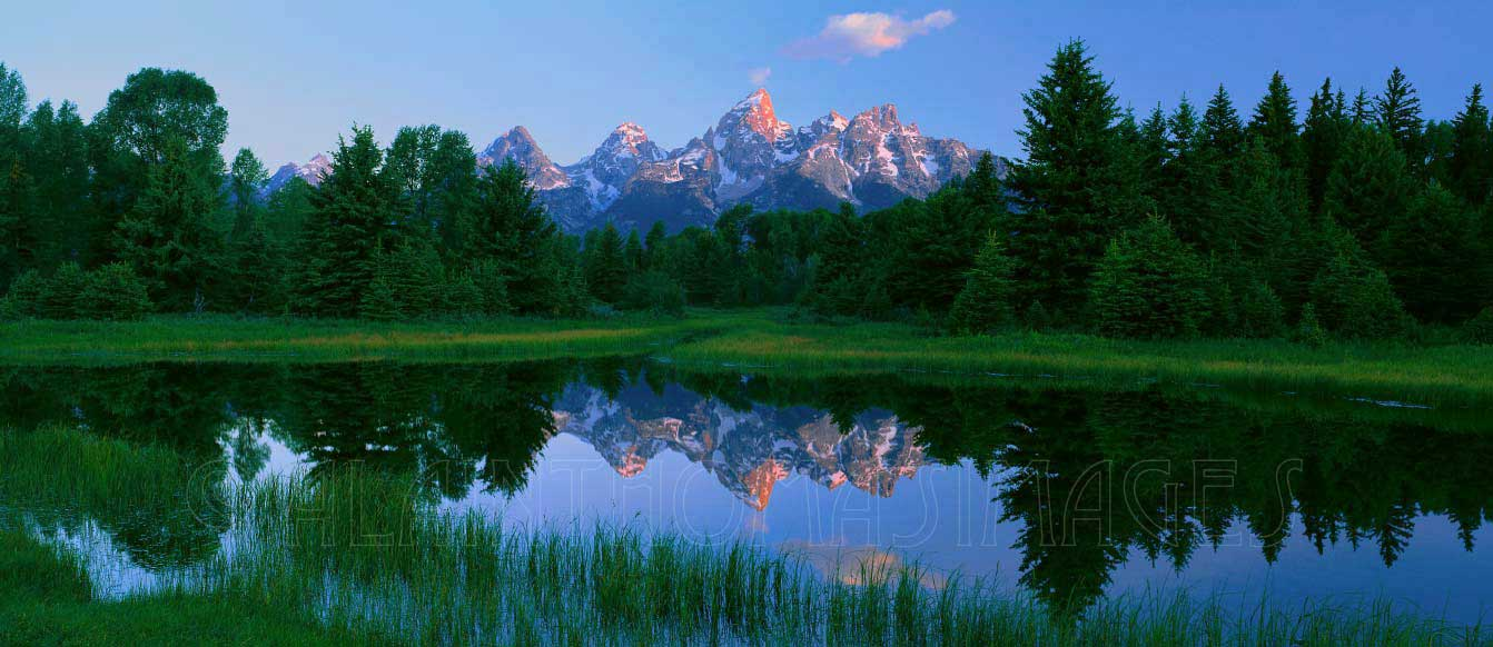 Grand Teton, Grand Teton National Park, Wyoming