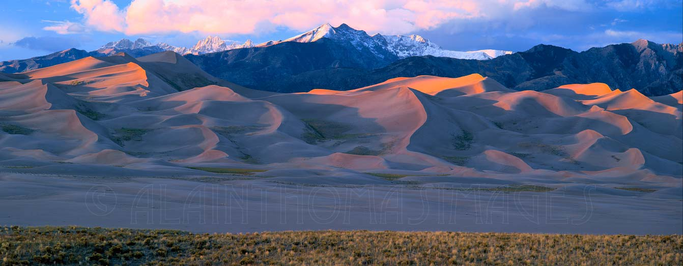 Great Sand Dunes National Park & Preserve, Colorado