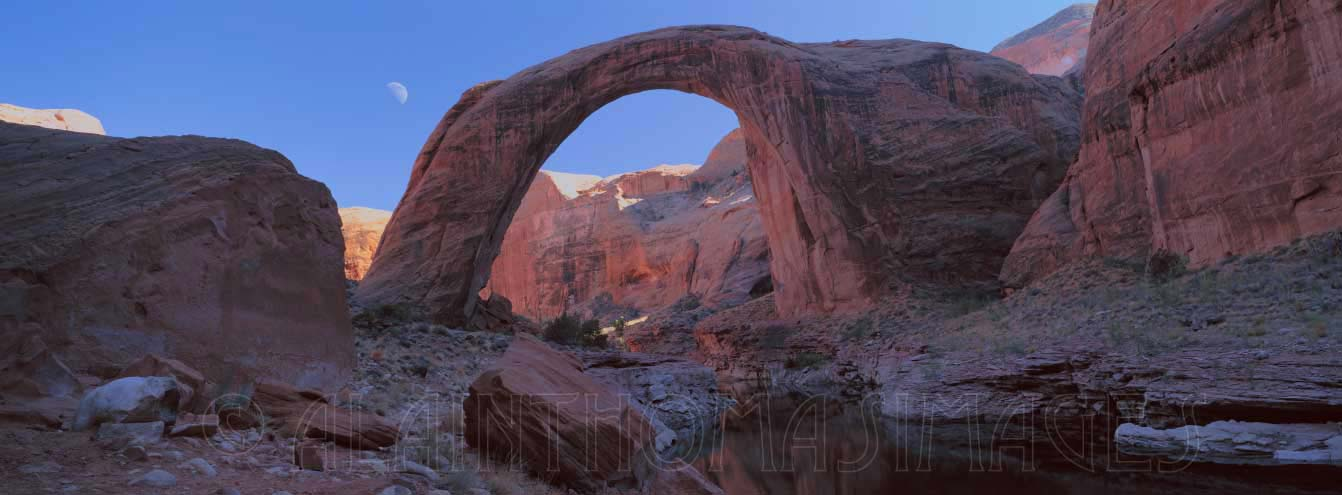 Rainbow Bridge National Monument, Utah