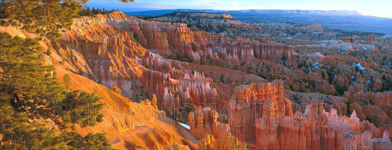Sunset Point, Queen's Garden, Bryce Canyon National Park, Utah
